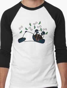 Dog in panda disguise #redbubbleartparty T-Shirt