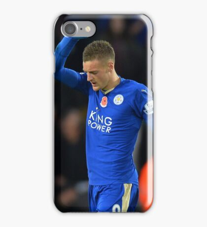 Vardy celebrating iPhone Case/Skin