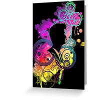Dreamer of improbable dreams Greeting Card