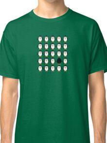Penguin colony  Classic T-Shirt