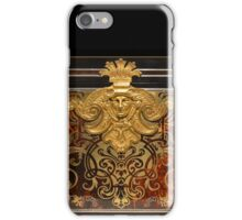 Decadence in French iPhone Case/Skin