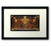 Decadence in French Framed Print