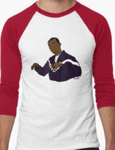 I'M BROKE BABY (ABA) Men's Baseball ¾ T-Shirt