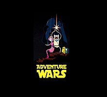adventure time wars by redwhiteart