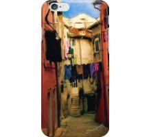 VENETIAN ALLEY iPhone Case/Skin