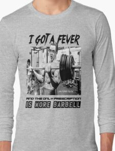 Christopher Bulken - More Barbell Long Sleeve T-Shirt