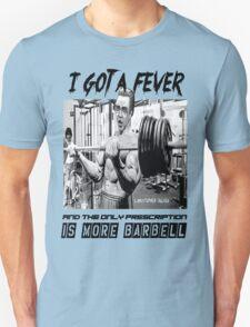Christopher Bulken - More Barbell Unisex T-Shirt