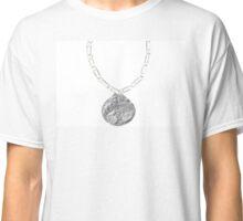 Dunder Mifflin Office Olympics-Silver Medal Classic T-Shirt