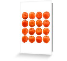 Clementine Collection Greeting Card