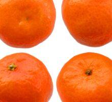 Clementine Collection Sticker