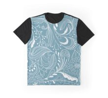 Floral Pattern #41  Graphic T-Shirt