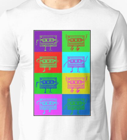 Casette Rocks! Unisex T-Shirt