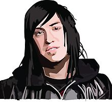 Craig Mabbitt by Christastrophe
