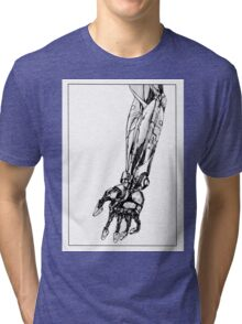 Arm Robot Tri-blend T-Shirt