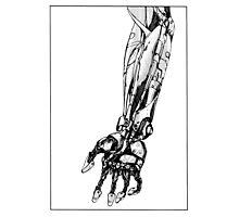 Arm Robot Photographic Print