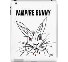Vampire Bunny iPad Case/Skin