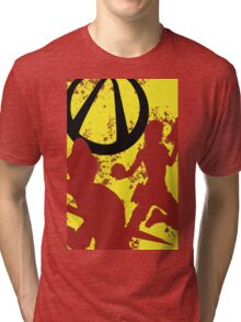Borderlands Tri-blend T-Shirt