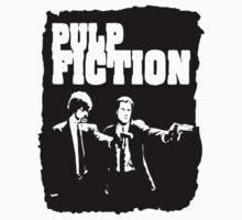 Pulp Fiction by Ntinho