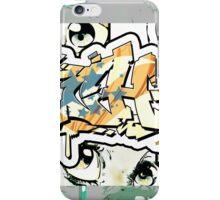Graffiti Watch iPhone Case/Skin