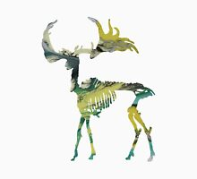 Irish Elk Skeleton Unisex T-Shirt