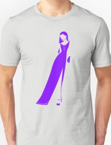 Simply Purple Unisex T-Shirt