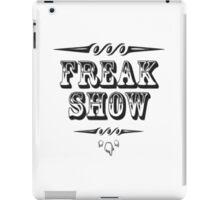 American Horror Story- Freak Show iPad Case/Skin