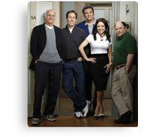 Seinfeld Larry David  Canvas Print