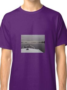 Voyage on Motionless Water Classic T-Shirt