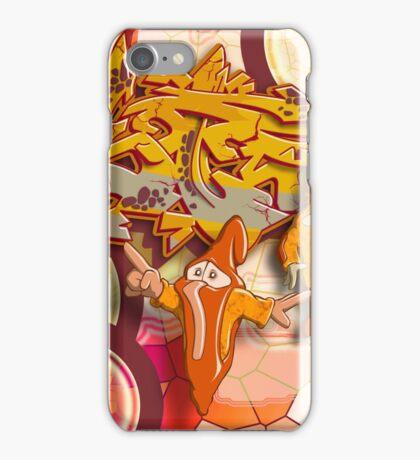 Graffiti ZEST iPhone Case/Skin