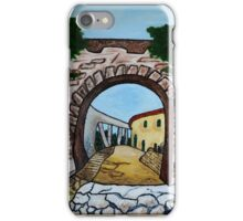 Paese iPhone Case/Skin