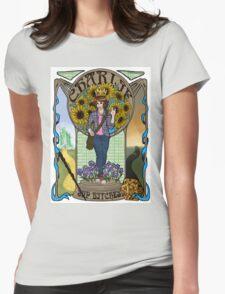 Charlie Bradbury Womens Fitted T-Shirt
