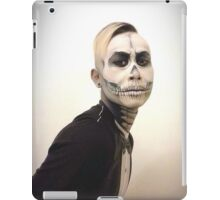 Halloween Skull and Tux iPad Case/Skin