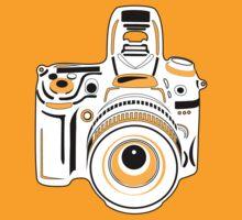 Black and White Camera by XOOXOO