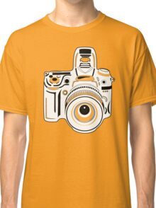 Black and White Camera Classic T-Shirt