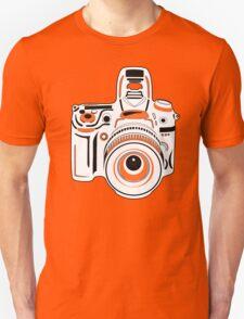 Black and White Camera T-Shirt