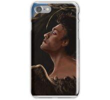 Wild Wings Castiel iPhone Case/Skin