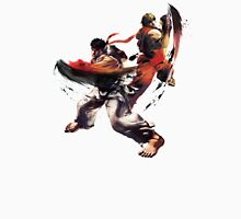 Street Fighter - Ken & Ryu Unisex T-Shirt