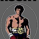 Rocky by kicofreak