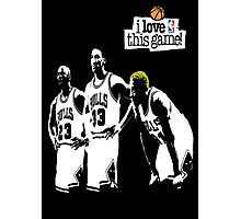 Chicago bulls Photographic Print