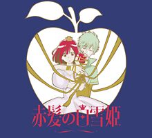 Akagami no Shirayuki-hime (Snow White with the Red Hair) Womens Fitted T-Shirt