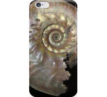 Sublunuloceras iPhone Case/Skin