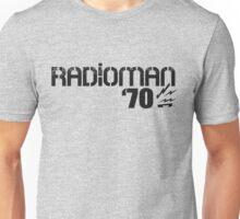 RadioMan'70 Unisex T-Shirt