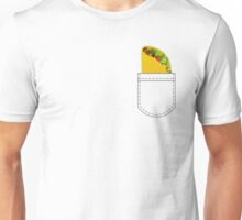 Pocket Full of Taco Unisex T-Shirt