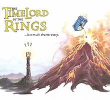 TimeLord of the Rings by Adele Lorienne