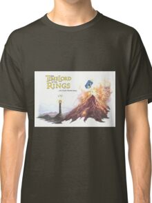 TimeLord of the Rings Classic T-Shirt