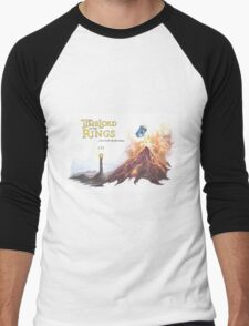 TimeLord of the Rings Men's Baseball ¾ T-Shirt