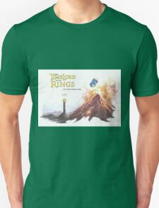 TimeLord of the Rings Unisex T-Shirt
