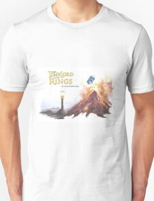 TimeLord of the Rings T-Shirt