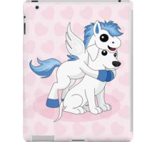Surprise Pegasus Hug iPad Case/Skin