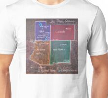 Four Corners Unisex T-Shirt